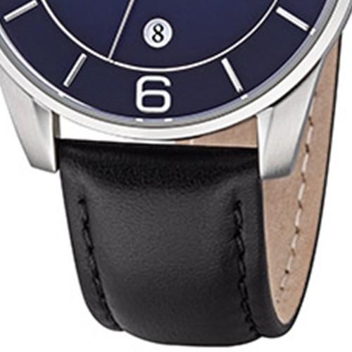 Leder Armbanduhr Regent F Herren Uhr Quarz 1235 Schwarz Urf1235 Analog ordBeCxW
