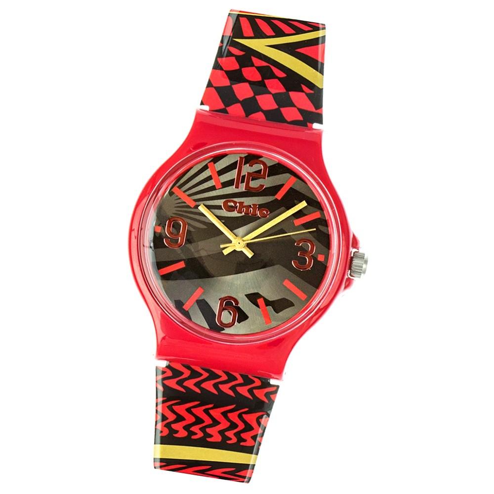 Chic-Watches Damenuhr Zick Zack Armbanduhr Chic Lady-Kollektion UC014