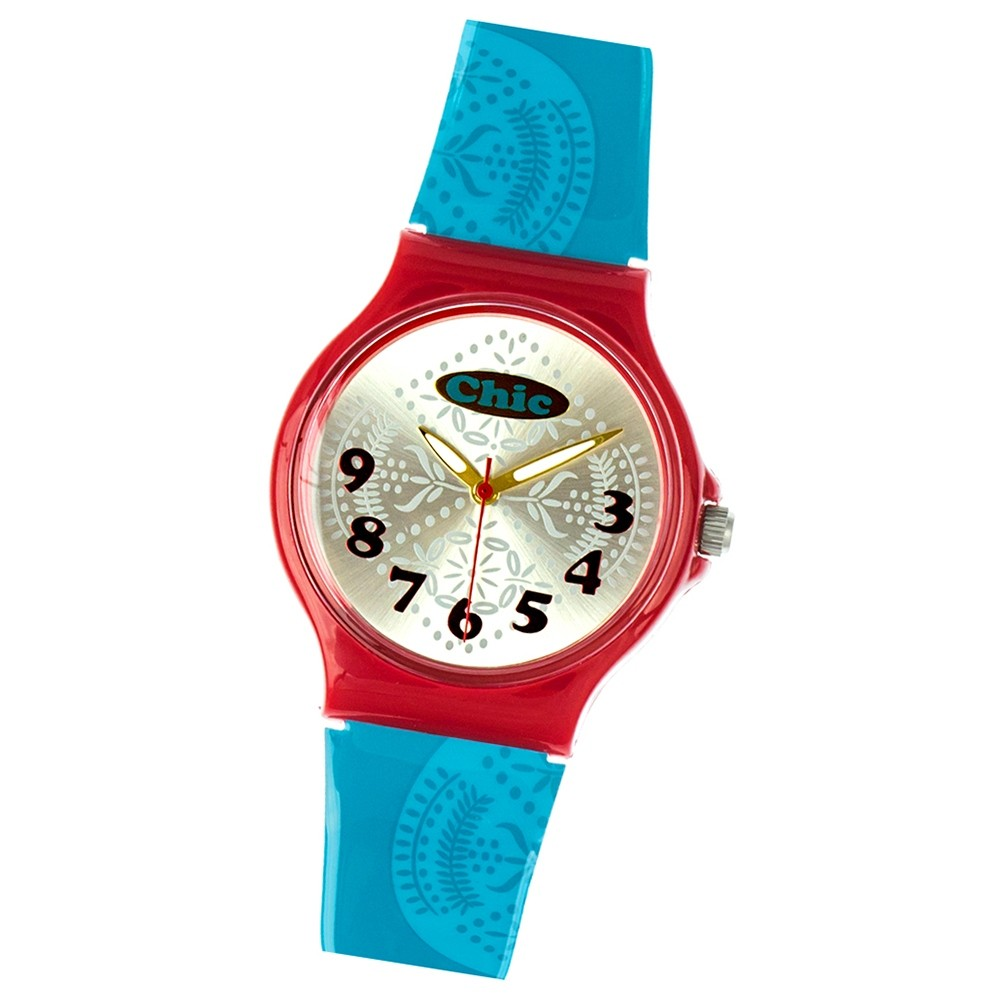 Chic-Watches Damenuhr Ornament Armbanduhr Chic Lady-Kollektion UC024