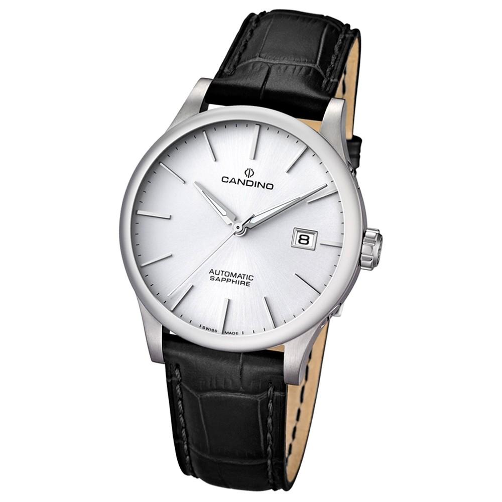 CANDINO Herren-Uhr - Automatic - Analog - Quarz - Leder - UC4494/5