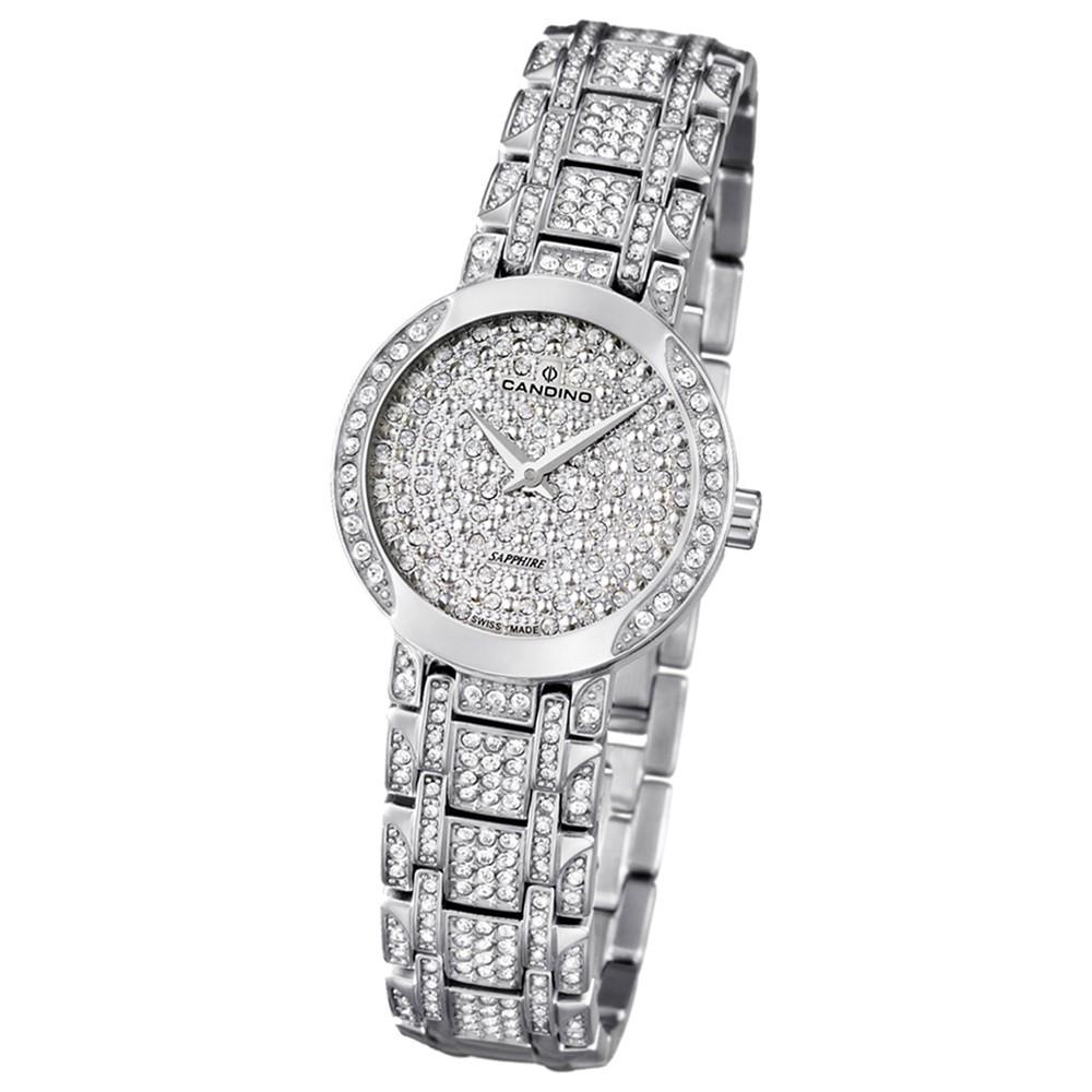 Candino Damen-Armbanduhr Timeless analog Quarz Edelstahl UC4503/1