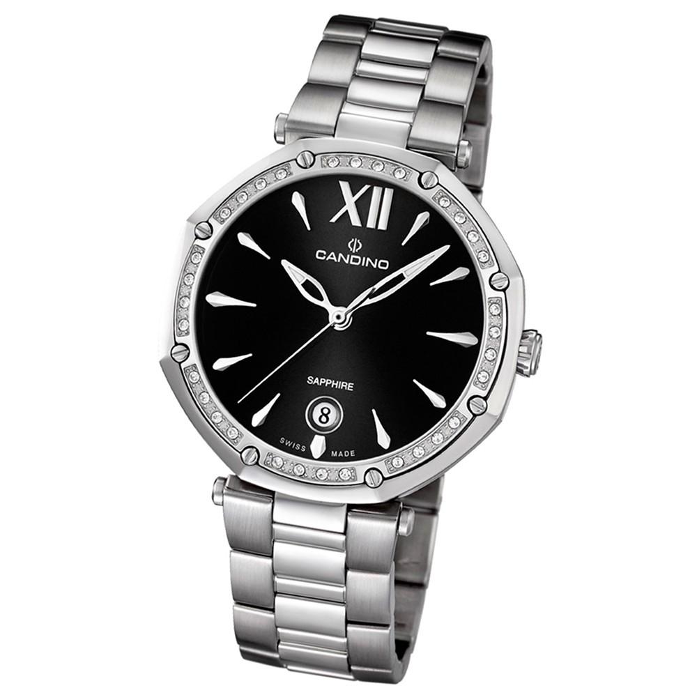 Candino Damen-Armbanduhr D-Light analog Quarz Edelstahl 316 L UC4525/4