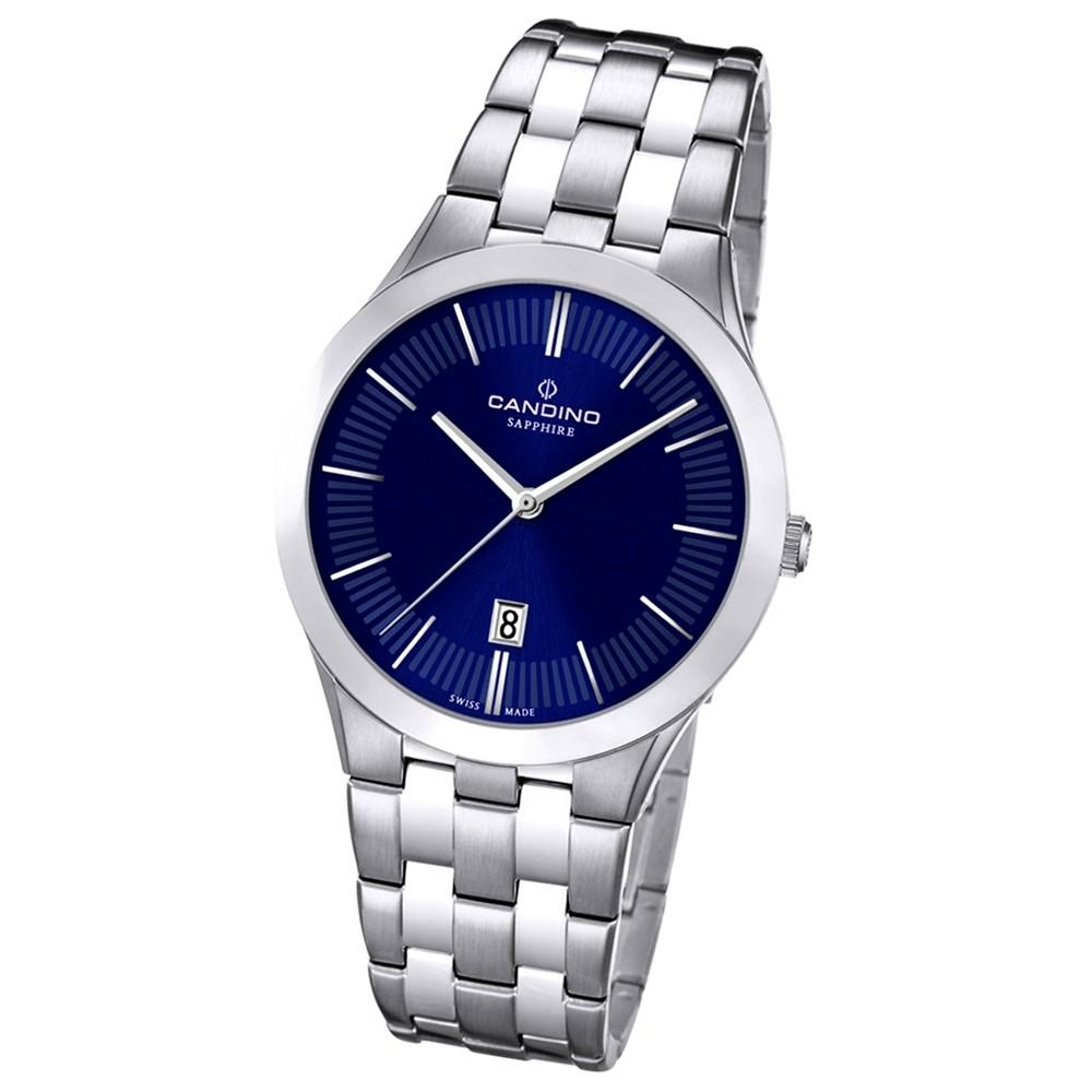 Candino Herren-Armbanduhr Timeless analog Quarz Edelstahl UC4539/2
