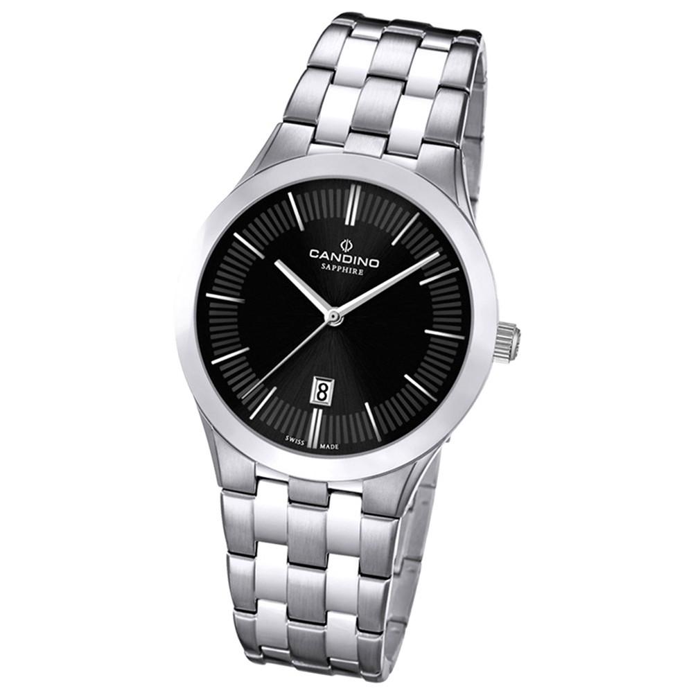 Candino Damen-Armbanduhr Timeless analog Quarz Edelstahl UC4543/3