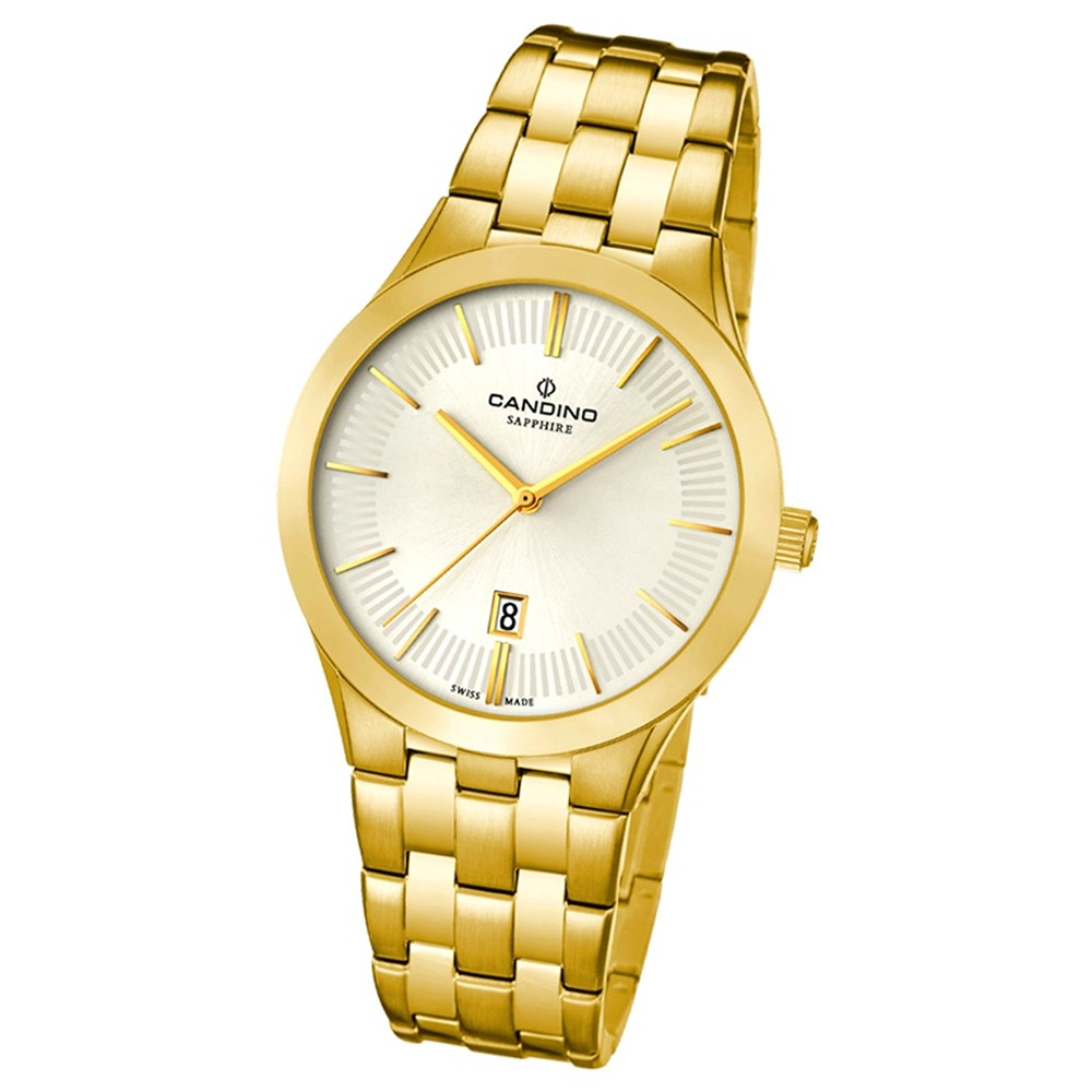 Candino Damen-Armbanduhr Timeless analog Quarz Edelstahl 316 L UC4545/1