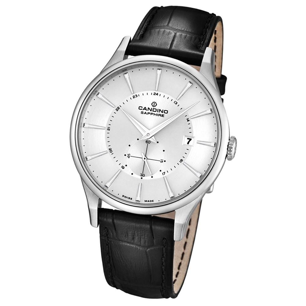 CANDINO Damen-Uhr - Elegance Delight - Analog - Quarz - Leder - UC4558/1