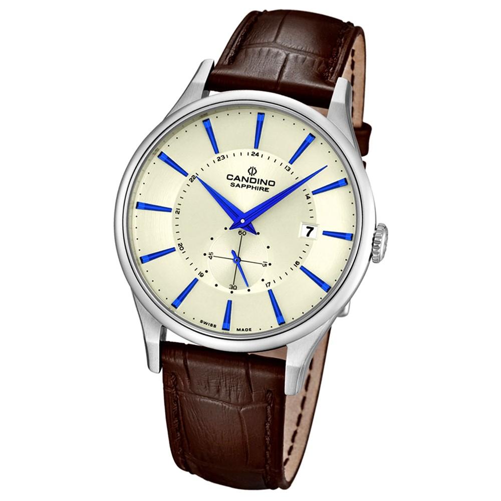 CANDINO Damen-Uhr - Elegance Delight - Analog - Quarz - Leder - UC4558/2