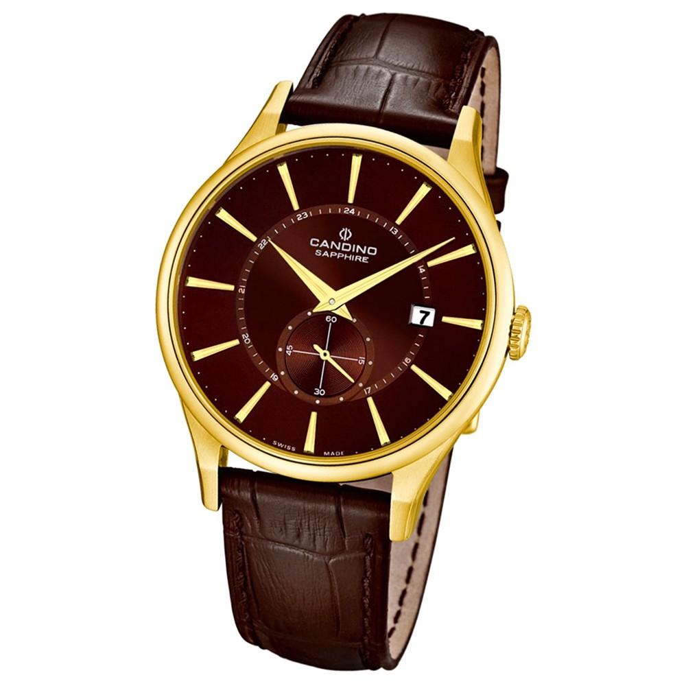 CANDINO Damen-Uhr - Elegance Delight - Analog - Quarz - Leder - UC4559/3