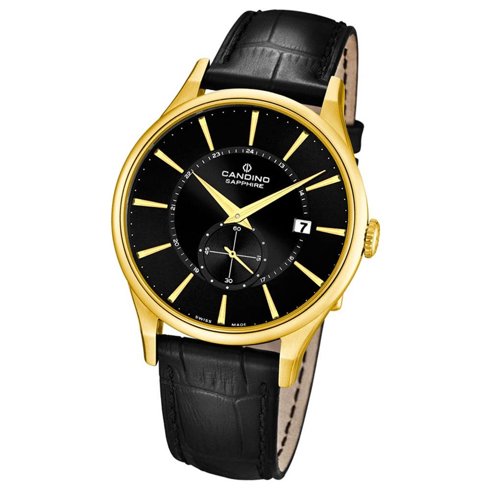 CANDINO Damen-Uhr - Elegance Delight - Analog - Quarz - Leder - UC4559/4