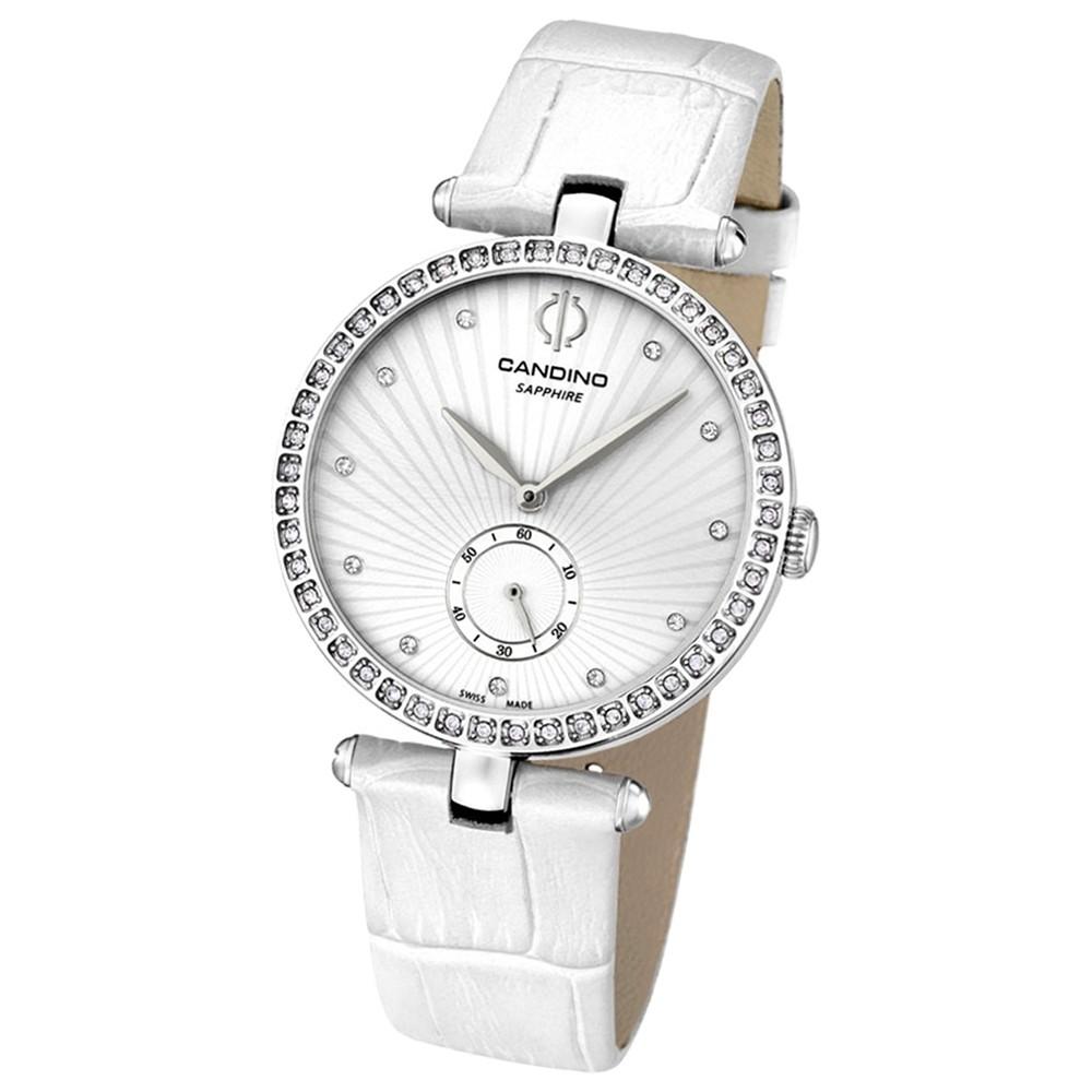 CANDINO Damen-Uhr - Elegance Flair - Analog - Quarz - Leder - UC4563/1