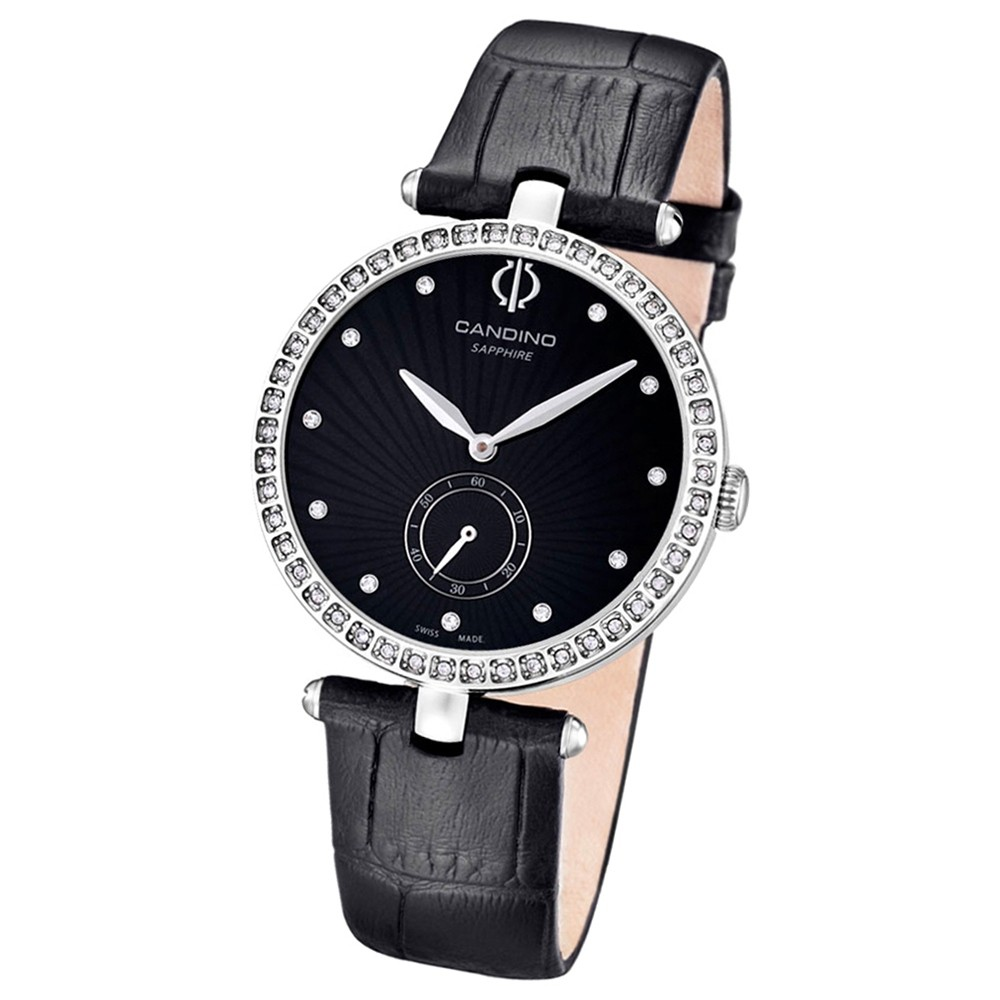 CANDINO Damen-Uhr - Elegance Flair - Analog - Quarz - Leder - UC4563/2