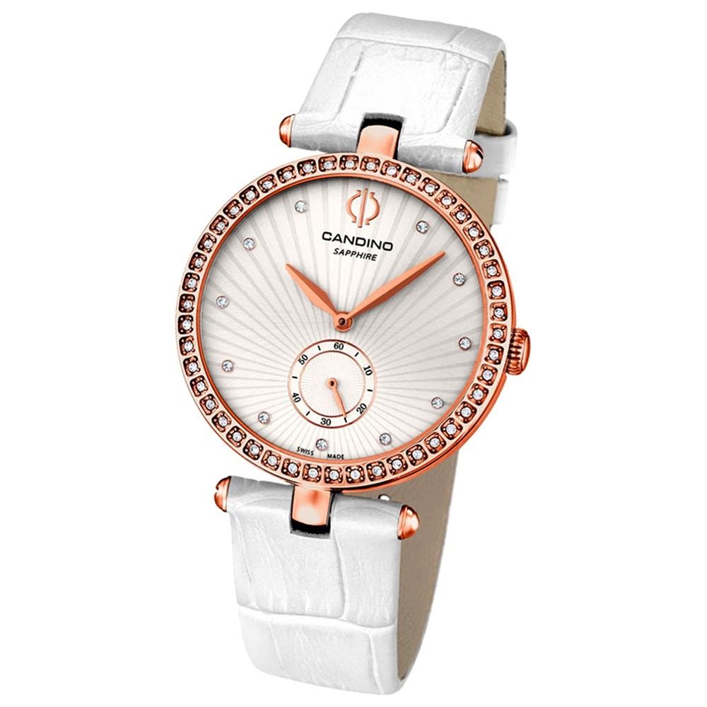 CANDINO Damen-Uhr - Elegance Flair - Analog - Quarz - Leder - UC4565/1