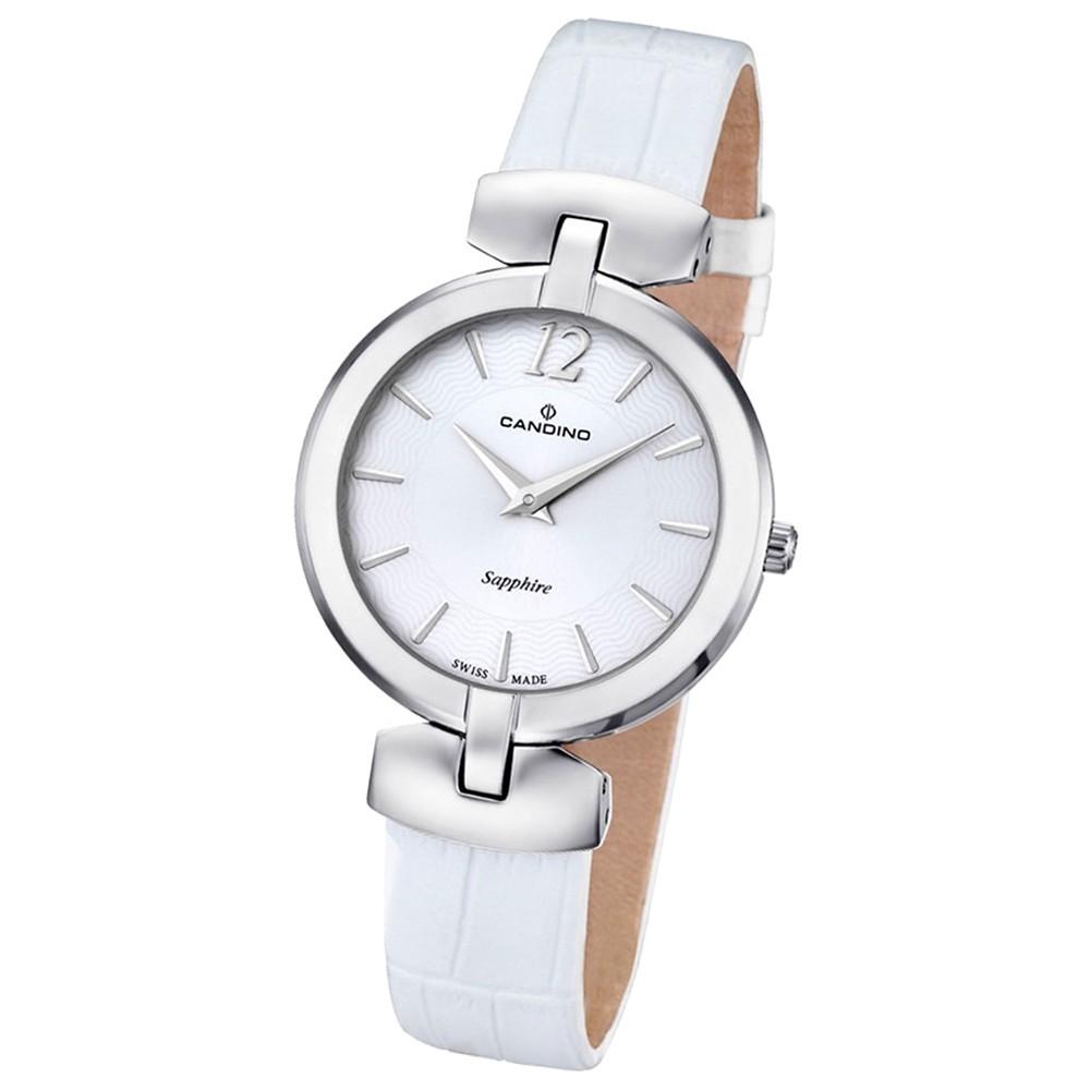 CANDINO Damen-Uhr - Elegance Flair - Analog - Quarz - Leder - UC4566/1