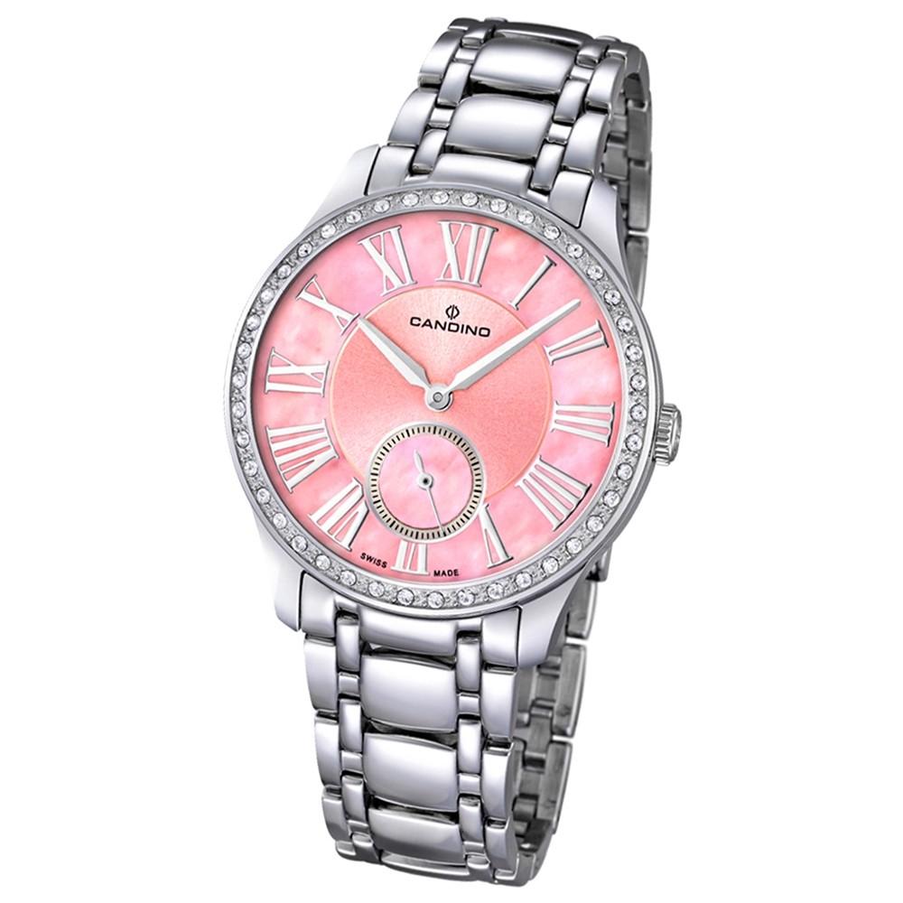 CANDINO Damen-Uhr - Elegance Delight - Analog - Quarz - Edelstahl - UC4595/2