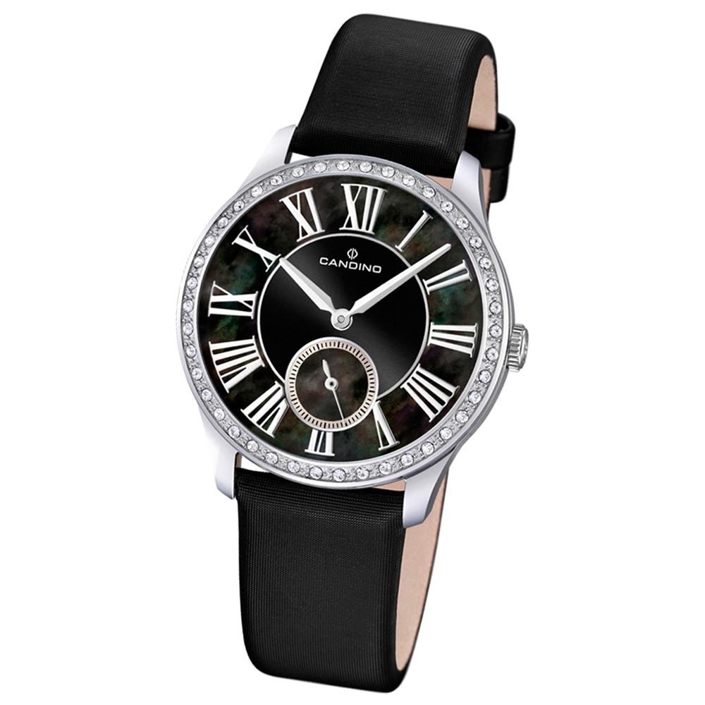 CANDINO Damen-Uhr - Elegance Delight - Analog - Quarz - Leder - UC4596/3