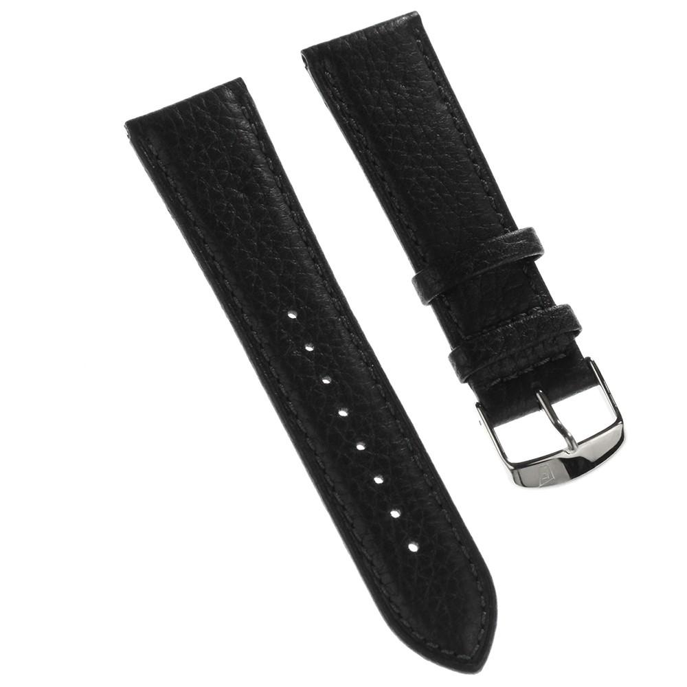 Festina Herren Uhrenarmband 24mm Leder-Band schwarz Festina F16779 F16777 F16778 UFA16779/S