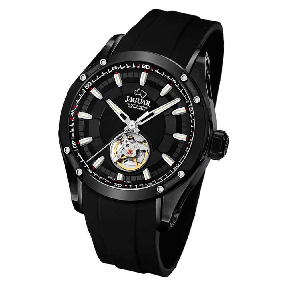 Jaguar Herren-Armbanduhr Automatik J813/1 Saphirglas Special Edition UJ813/1