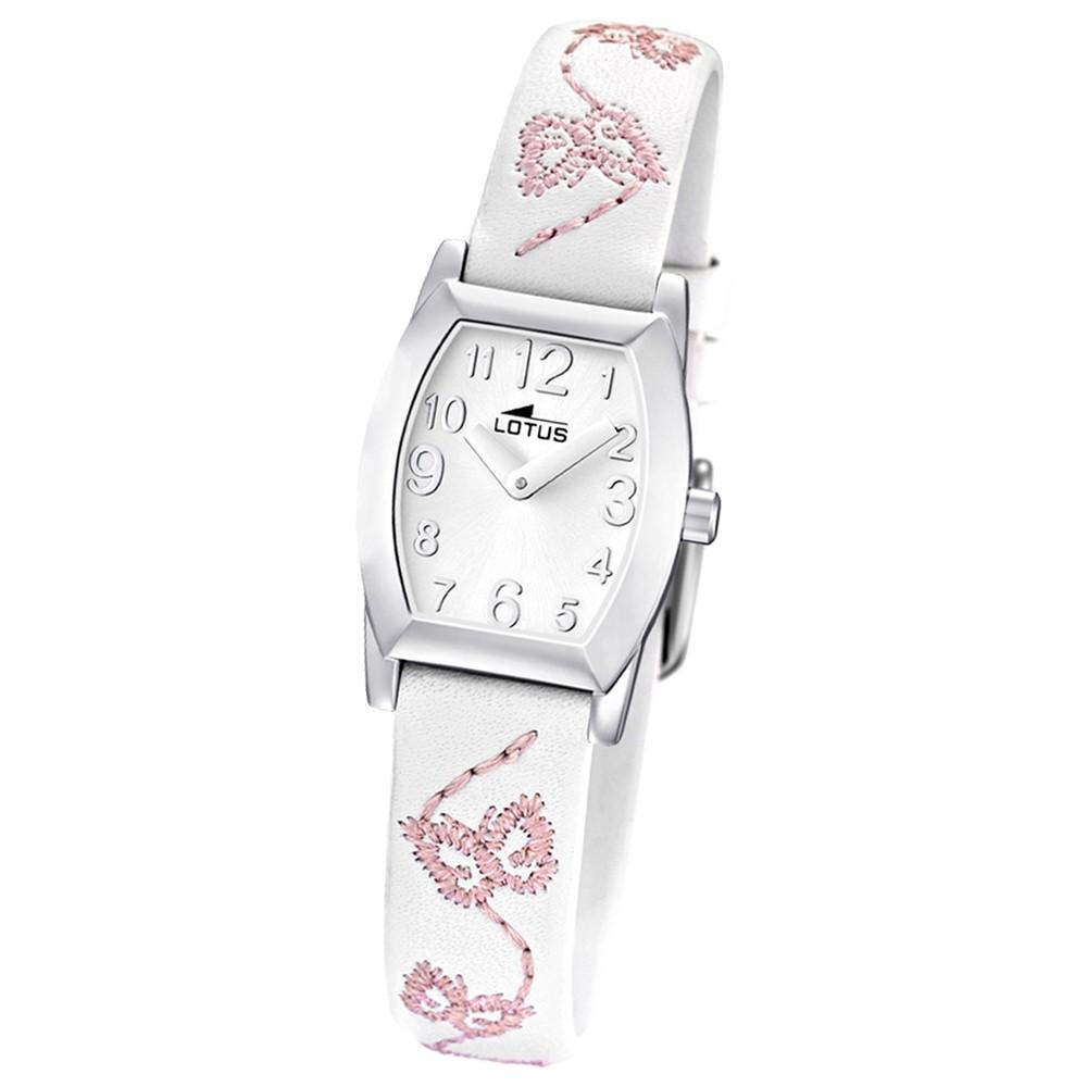 LOTUS Jugend-Armbanduhr Junior Chronograph Quarz Leder UL15710/1