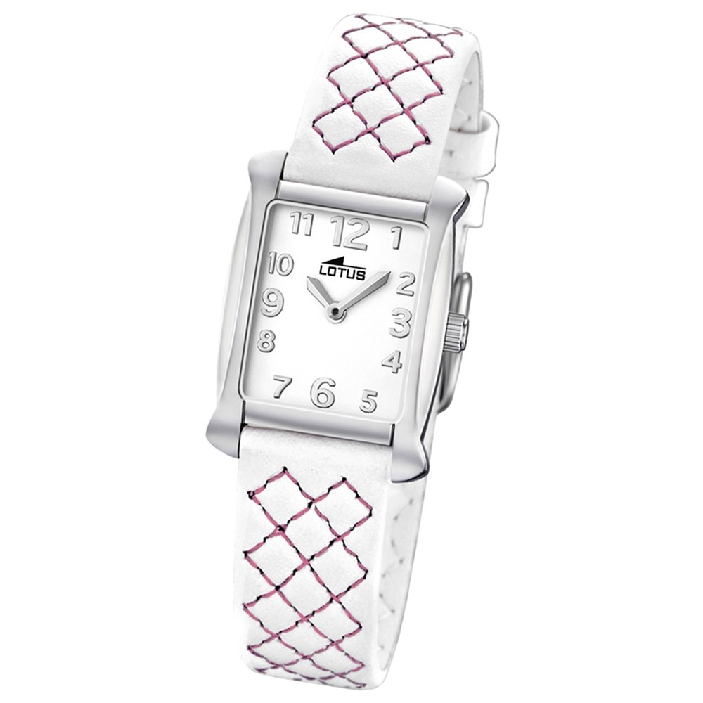 LOTUS Jugend-Armbanduhr Junior Chronograph Quarz Leder UL15711/5