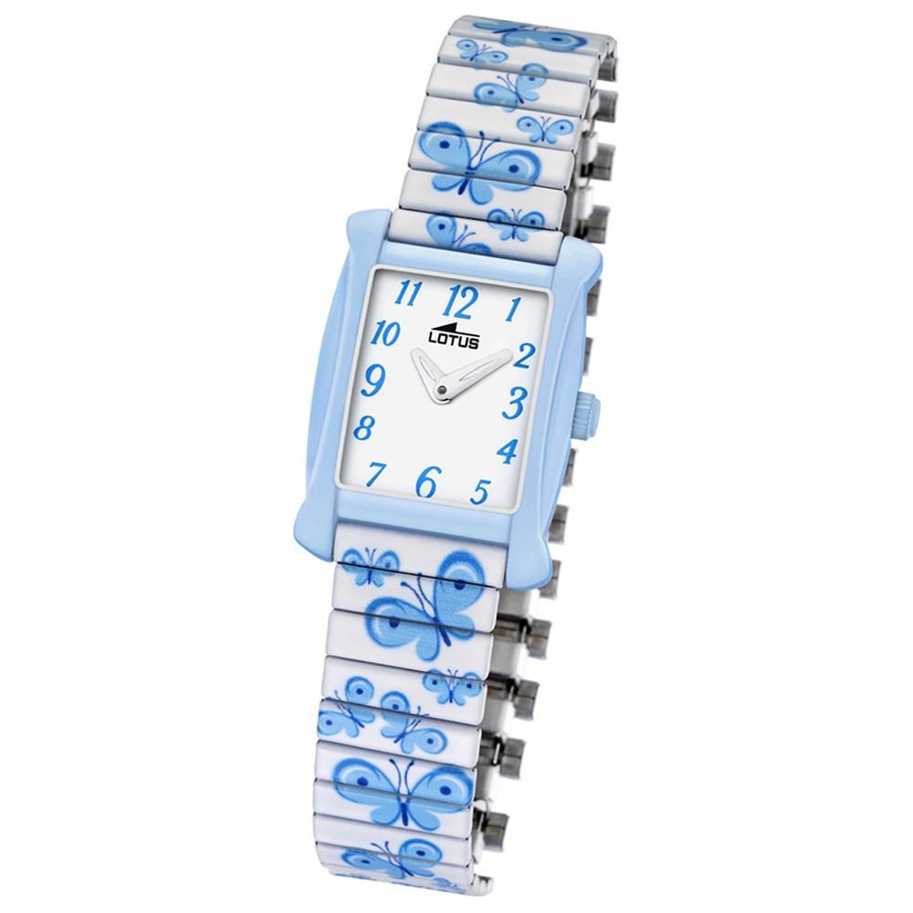 LOTUS Jugend-Armbanduhr Junior analog Quarz Edelstahl UL15769/3