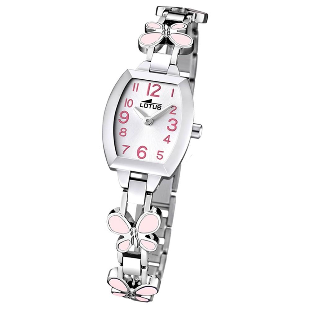 LOTUS Jugend-Armbanduhr Junior analog Quarz Edelstahl UL15827/2