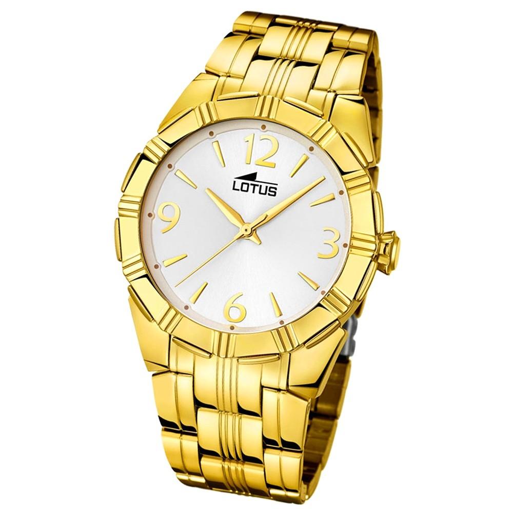 LOTUS Damen-Uhr - Woman/Trendy/Lady - Analog - Quarz - Edelstahl - UL15985/1
