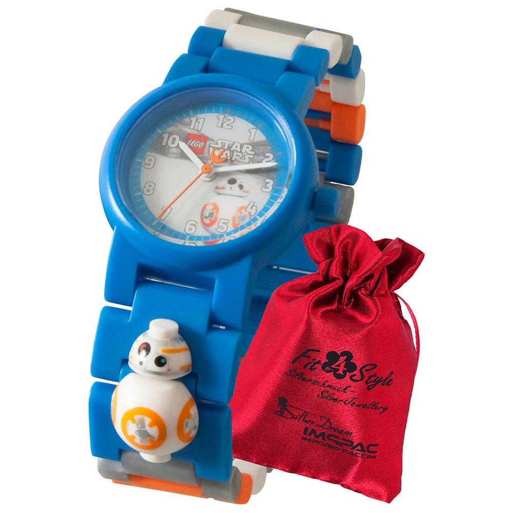 LEGO Star Wars BB-8 8020929 Kinder-Uhr mit Säckchen ULE8020929