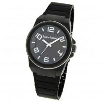 Bruno Banani Herren Uhr PVD schwarz Zelos Uhren Kollektion UBR21127
