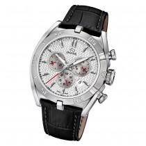 Jaguar Herren-Armbanduhr Leder schwarz J857/1 Saphir Executive UJ857/1