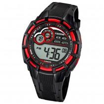 Calypso Herrenuhr Chronograph schwarz-rot Uhren Kollektion UK5625/4