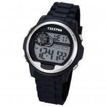 CALYPSO Herren-Uhr - Digital for Man - digital - Quarz - PU - UK5667/1