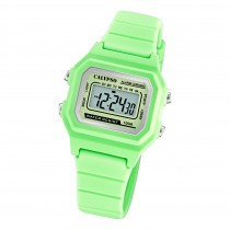 Calypso Damen Herren Armbanduhr K5802/1 Digital Kunststoff hellgrün UK5802/1