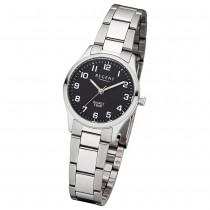 Regent Damen-Armbanduhr 32-2253412 Quarz-Uhr Edelstahl-Armband silber UR2253412