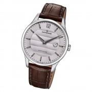 Candino Herren Armbanduhr Classic Timeless C4638/2 Quarz Leder braun UC4638/2