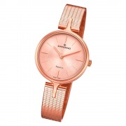 Candino Damen Armband-Uhr Lady Elegance C4645/1 Edelstahl rosegold UC4645/1