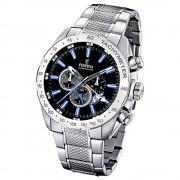 FESTINA Herrenuhr Sport Uhren schwarz-blau Chronograph UF16488/3