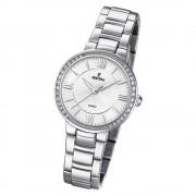 Festina Damen Armband-Uhr F20220/1 Quarz Edelstahl silber UF20220/1