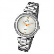 Jaguar Damen-Armbanduhr Edelstahl silber J829/1 Saphir Cosmopolitan UJ829/1