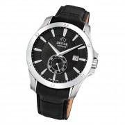 Jaguar Herren Armbanduhr ACM J878/4 Analog Leder schwarz UJ878/4
