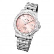 Jaguar Damen Armbanduhr Cosmopolitan J892/2 Analog Edelstahl silber UJ892/2