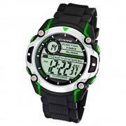 Calypso Herrenchrono schwarz-grün Digital Uhren Kollektion UK5577/3