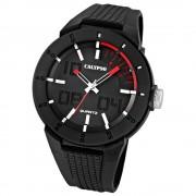 Calypso Herrenuhr PVD schwarz-schwarz Analog Uhren Kollektion UK5629/2
