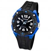Calypso Herren-Armbanduhr Trend analog Quarz PU UK5634/3