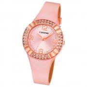 CALYPSO Damen-Uhr - Trend - Analog - Quarz - PU - UK5659/2