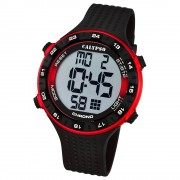 CALYPSO Herren-Uhr - Sport - digital - Quarz - PU - UK5663/4