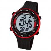 CALYPSO Herren-Uhr - Sport - digital - Quarz - PU - UK5663/4