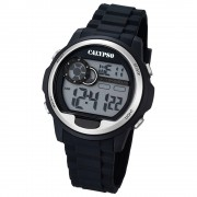 CALYPSO Herren-Uhr - Digital for Man - digital - Quarz - PU - UK5667/1