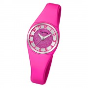 Calypso Damen Armbanduhr Trendy K5752/5 Quarzwerk-Uhr PU pink UK5752/5
