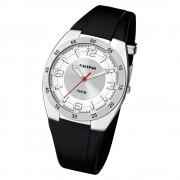 Calypso Herren Armbanduhr Street Style K5753/1 Quarz-Uhr PU schwarz UK5753/1