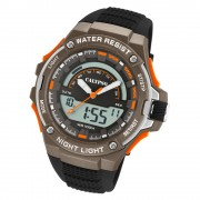 Calypso Herren Armbanduhr Street Style K5768/2 Quarz-Uhr PU schwarz UK5768/2